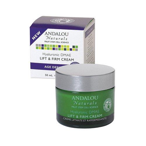 Andalou Naturals Crema ialuronico DMAE Età 1,7 Oz