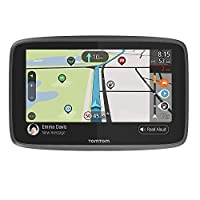 TomTom Campervan and Caravan Sat Nav GO Camper with Campervan and Caravan POIs, Updates via Wi-Fi, Traffic and Speedcam…