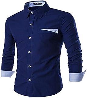 fc5a65d414 Moda - M - Camisas Sociais   Camisas na Amazon.com.br