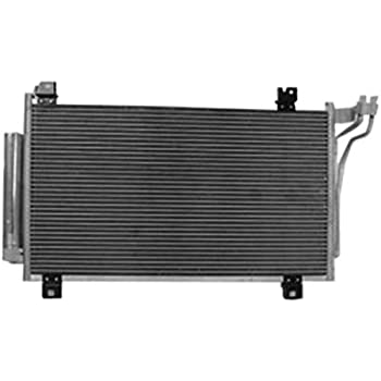 NEW AC CONDENSER COMPATIBLE WITH 2012-2013 FIAT 500 PFC 68073679AA PARALLEL FLOW CONDENSER 68073679AA FI3030100