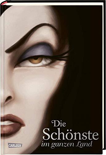 Disney Villains: Die Schönste im todo el país (El cuento de hadas de Blancanieves y la reina malvada) + bolígrafo de princesas de Monograma