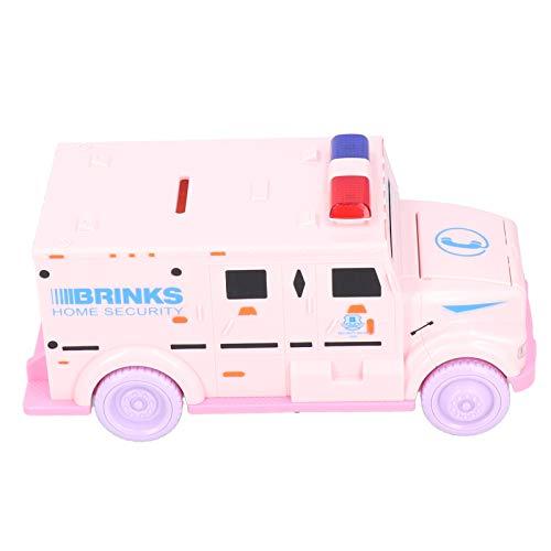 Omabeta Coin Bank Car Money Box Money Pot con contraseña Ligera Caja de Ahorro de Dinero para niños Regalo Adultos
