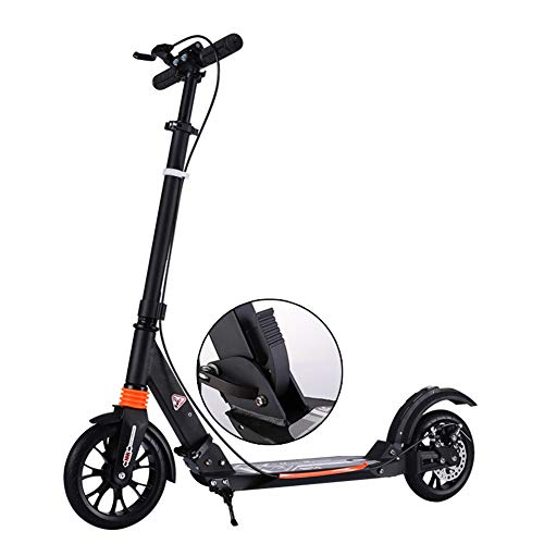 Patinetes Kick Scooter para Adultos con Frenos de Disco, Scooters de 2...