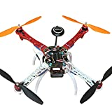 Hobbypower DIY F450 Quadcopter Kit with APM2.8 Flight Controller+ 7M GPS + 920KV Brushless Motor & Simonk 30A ESC