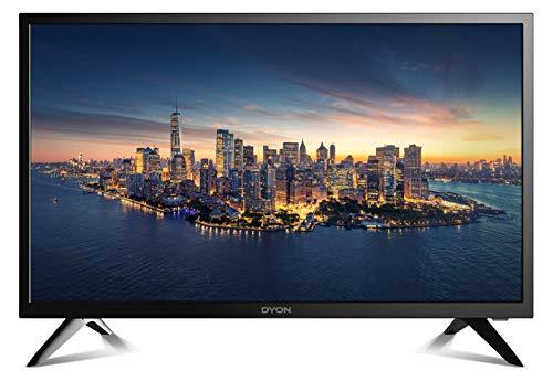 DYON Enter 24 Pro-X 60 cm (24 Zoll) Fernseher (Triple Tuner (DVB-C/-S2/-T2), Hotelmodus, PC-Monitor-Anschluss)
