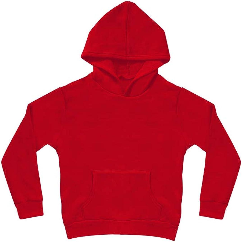 Toddler Fashion Fleece Pullover Hoodie
