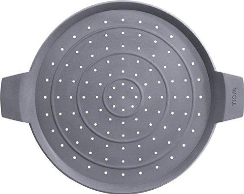 Woll Silikon Spritzschutz, Grau