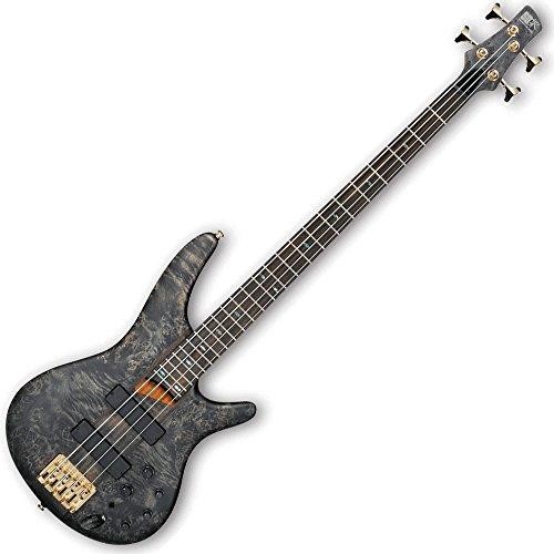 Ibanez SR800 4-String Electric Bass Black Ice