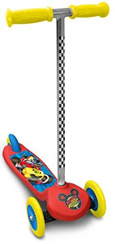 Stamp Sas Mickey Steering Scooter, Niños, Blue, 2
