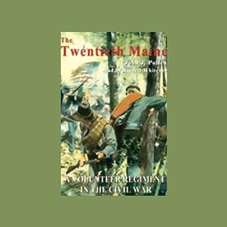 The Twentieth Maine audiobook cover art