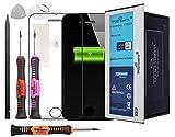 Trop Saint Batterie Compatible avec iPhone 4S - 1430mAh/3.8V - Kit de Réparation...