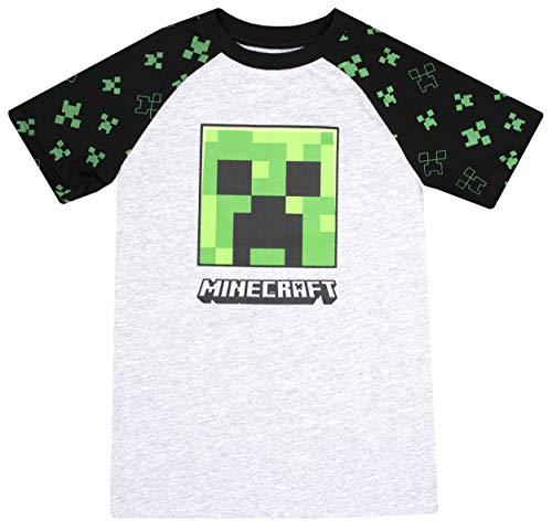 Minecraft - Ropa - Camiseta para niños - Ropa de Gamer Kids...