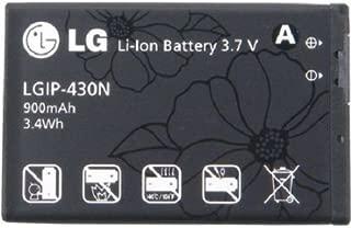 Laentina LG SBPL0098201/SBPL0098901 Battery for LG LGIP-430N - Original OEM - Non-Retail Packaging - Black