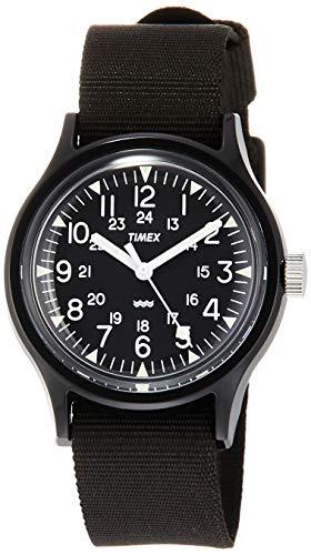[タイメックス] 腕時計 オリジナルキャンパー TW2R13800 正規輸入品 ブラック