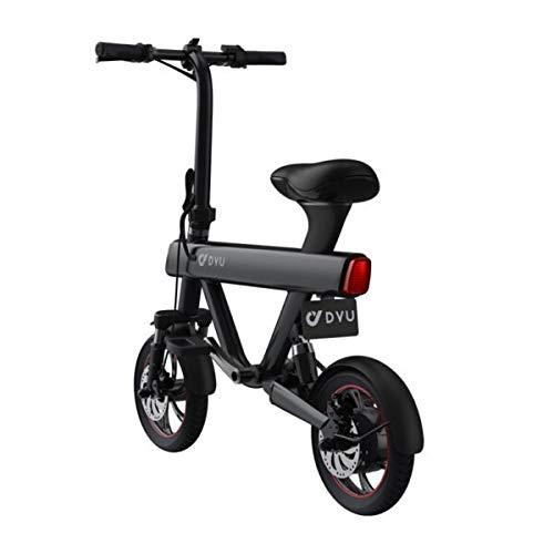 F-wheel Nouveau design minimaliste DYU Smart Electric Bike V1