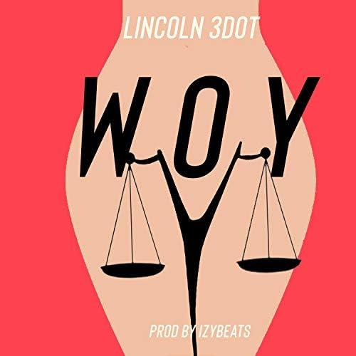 Lincoln 3dot