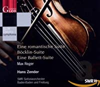 Reger: a Romantic Suite/a Ball