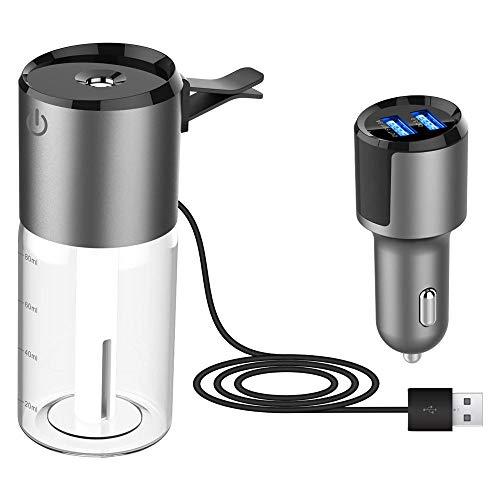 XAOBNIU BC35B 5V 1A QC3.0 Second Generation Mini USB Air Spray Air Spray Humidificador de Aroma
