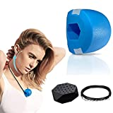 ICOICO Jaw Exerciser -Jawline Exerciser for Men and Women, Face-Lift, and Muscle Exerciser - 2 PCS Double Chin Reducer for Perfect Jawline Shape, Neck Toning, Slim and Tone Your Face, Look Younger