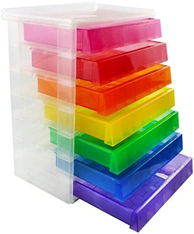 7 Drawer Desktop Recollections Organizer 2021 Max 58% OFF by