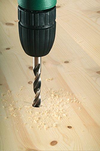 Bosch Pro 8tlg. Robust Line Holzspiralbohrer-Set - 3