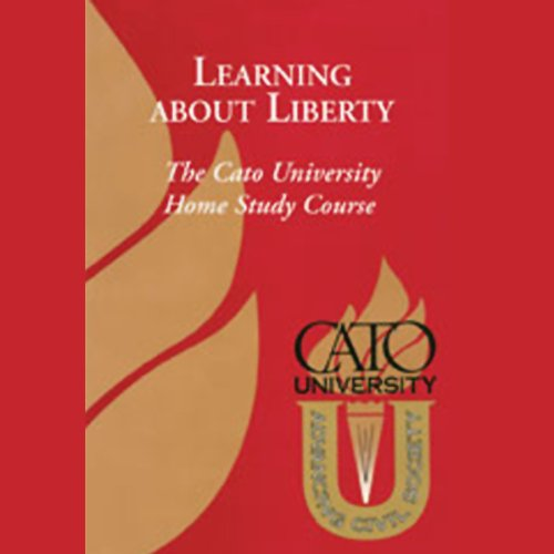 Learning About Liberty audiobook cover art