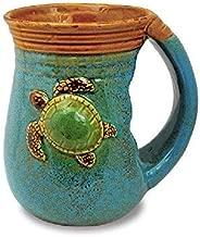 Cape Shore 18oz Stoneware Handwarmer Mug - Multiple Styles Available (Turtle)