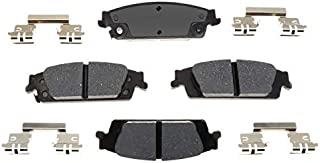 ACDelco 17D1707CH Professional Ceramic Rear Disc Brake Pad Set