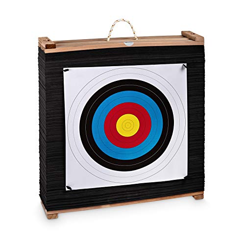 est Target Zielscheibe zum Bogenschießen 80cm x 80cm