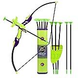 Sport Series Archery Shooting Set, Bow & Arrow Toy, Basic Archery Set Outdoor