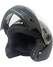 Steelbird SB-41 Oska Classic Flip Up Helmet Full Face Bike