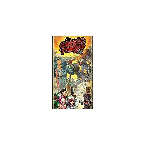 Edge Entertainment - Crisis: Tokyo, Juego de Cartas (EDGEE06)