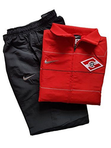 Nike New Spartak Moscow Player Issue Hooped Tracksuit - Small