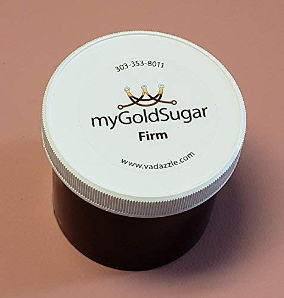 エキスはぁつぼみ16oz My Gold Sugar - Sugaring for Hair Removal (Firm) [並行輸入品]