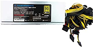 SAUJNN 2000W ATX Power Supply 2000W Antminer PSU Mining Power Supply Pc Bitcoin Miner R9 380 390 RX 470/480 RX 570 1060 A6 A7 S5 S7 T9