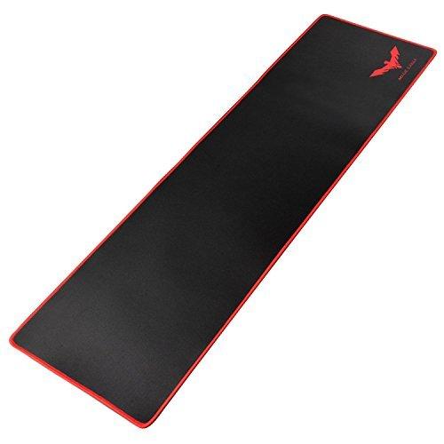 HAVIT HV-MP830 Magic Eagle Large Professional Gaming Mouse Pad -35 x12 (Black)