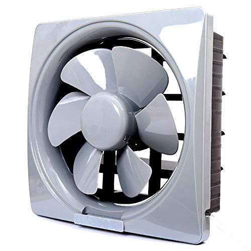 Yyl Montado en la Pared Extintor Baño Extractor de Hogares Gas Cocina Baño de un Solo Sentido de Volumen de Aire: 750m2 / h, Frecuencia: 50 Hz, (Color : D)