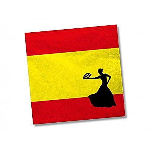 DH-Konzept Servietten Spanien 20er Pack