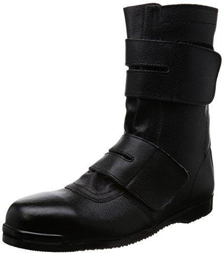 [エンゼル] 高所作業用靴 高所用長マジック 609 6B047 メンズ ブラック JP JP29(29cm)