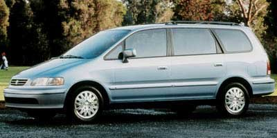6 Passenger Vehicles >> Amazon Com 1998 Honda Odyssey Reviews Images And Specs