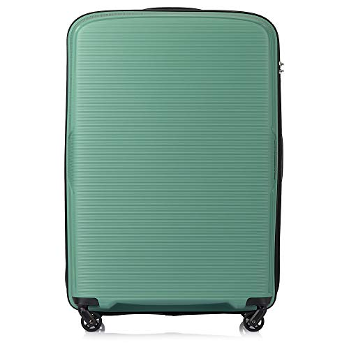 Tripp Sea Green Escape Large 4 Wheel Suitcase