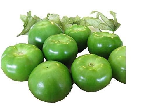 世界希少な 緑トマト(グリーントマティロ) 種 18粒