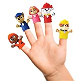 Nickelodeon Paw Patrol Finger Puppets - Party...
