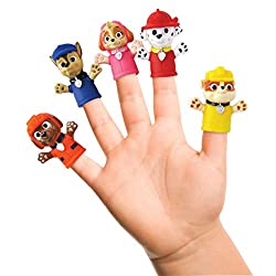 paw patrol finger puppets stocking stuffers for kids