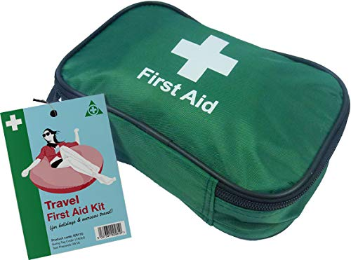Safety First Aid 56-Piece Travel First Aid Kit