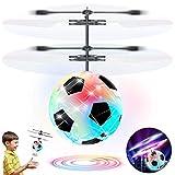 AMENON Bola Voladora RC,RC Flying Soccer Juguetes Drone Helicóptero...