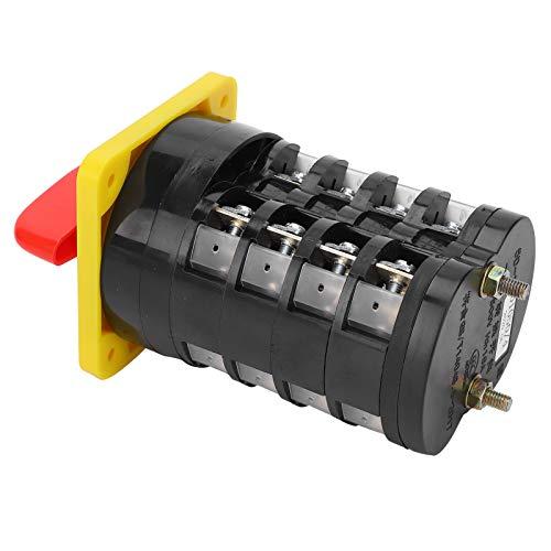 LW5D-16D1050/4 110‑380V 16A interruptor rotatorio universal para las máquinas de soldadura eléctricas para el interruptor del equipo de prueba