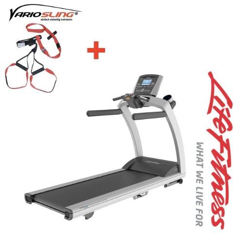 Life Fitness T5 go Laufband Modell 13/14 - inkl. Vario Sling Trainer