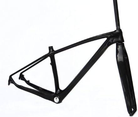 Full Carbon UD Glossy 29er Mountain Wheel BSA Bike Bombing new work Frame MTB 29