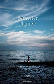 Personal Organizer 2026; Do it now because they said you couldn't.: Pocket Calendar 2026 Perfect sized A5 Pocket Planner; prepare for your Goals, create strategies and projects, write down thoughts, Musings and Ideas